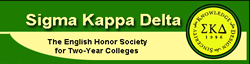 Sigma Kappa Delta Logo
