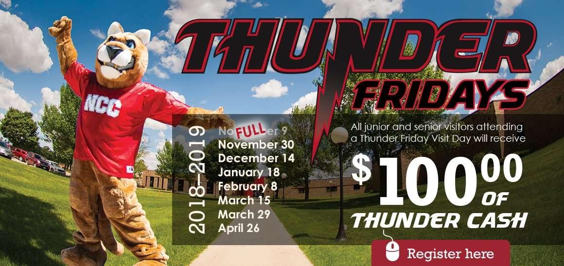 Thunder Fridays