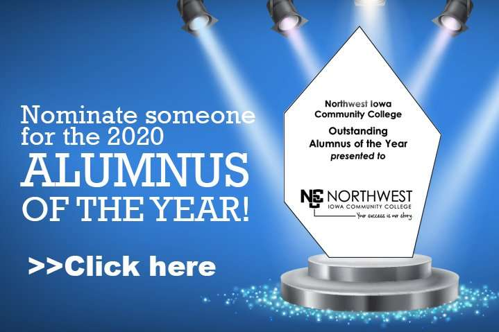 Nominate the Alumnus of the Year!